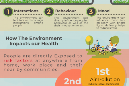 How Does The Environment Affect Humans? Infographic