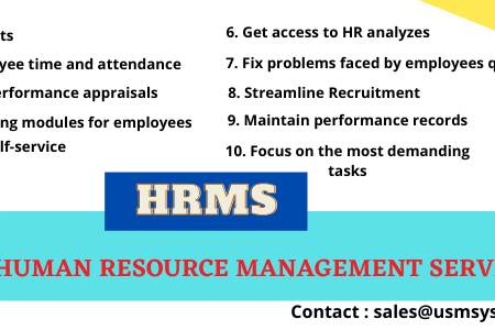 How HR management Software Assists Your Business Grow in Near future Infographic