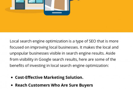 How Important is Local SEO? Infographic