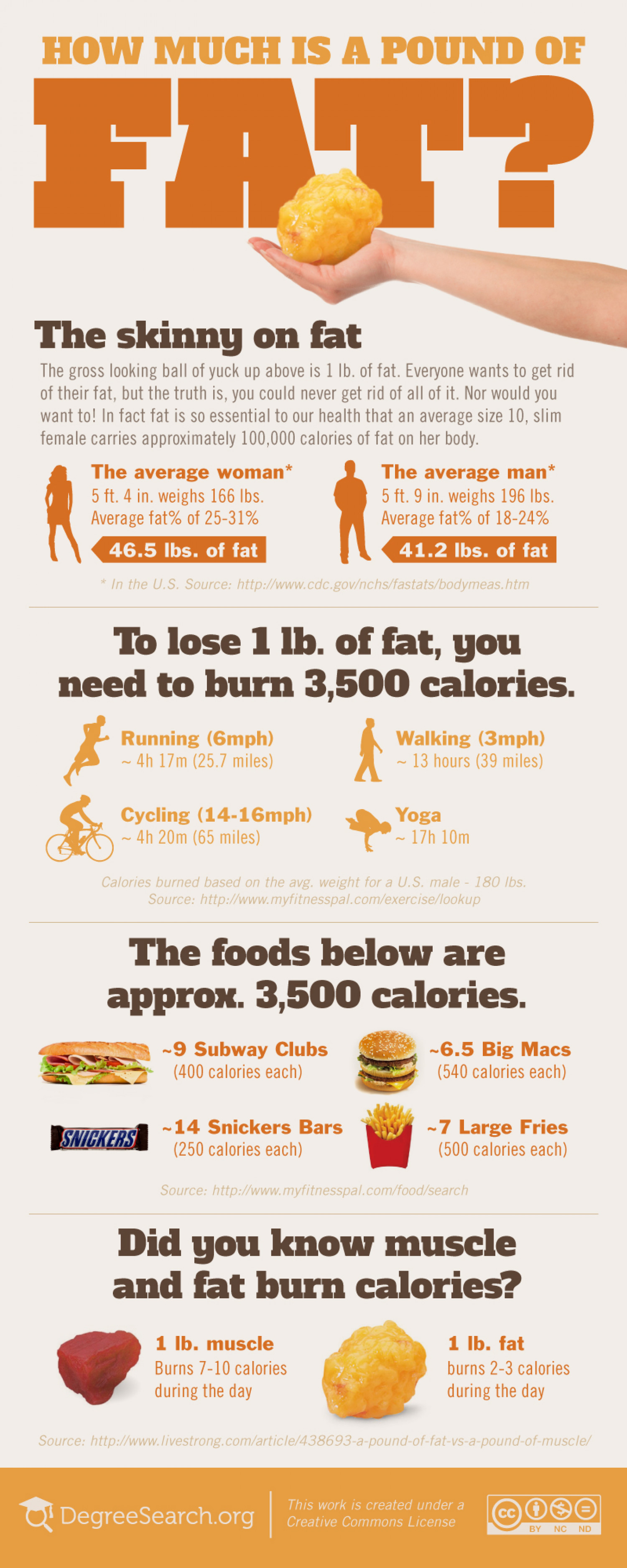 Foods that make you burn more fat