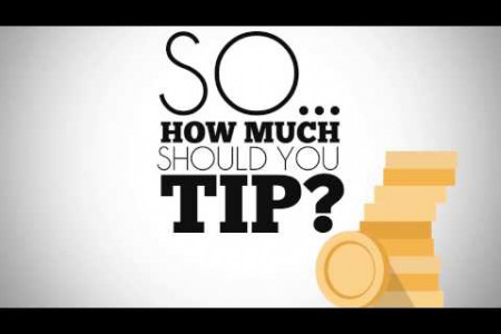 How Much Should You Tip The Mover? Infographic