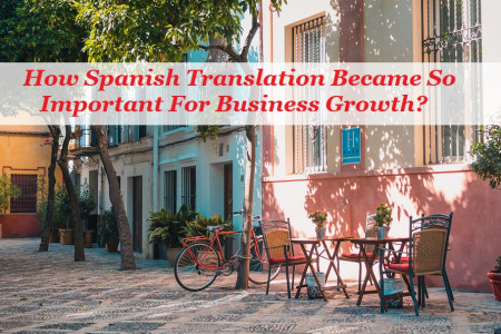 How Spanish Translation Became So Important For Business Growth? Infographic