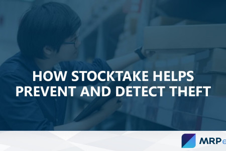 How Stocktake Helps Prevent and Detect Theft Infographic
