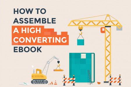 How To Assemble a High Converting eBook Infographic
