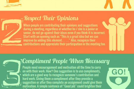 How To Be A Likable, Approachable Person To Work With Infographic