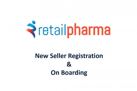 How to become a Seller on Retail Pharma Infographic