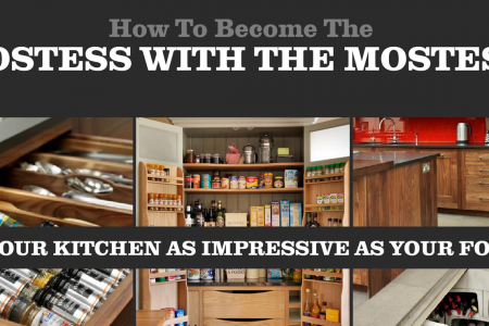 How To Become The Hostess With The Mostess  Infographic