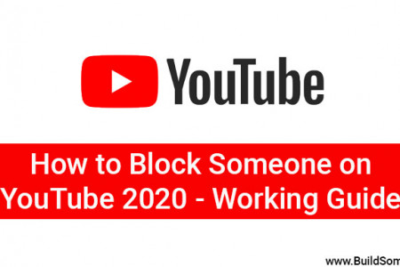 How to Block Someone on YouTube 2020 [100% Working] Infographic