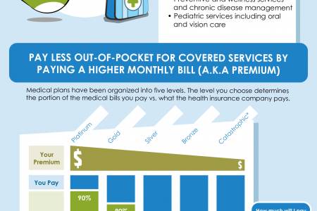 How to Choose a Health Insurance Plan Infographic