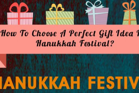 How To Choose a Perfect Gift Idea for Hanukkah Festival? Infographic