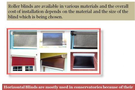 How to choose perfect window covering option Infographic