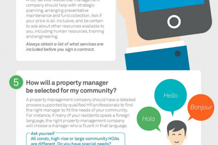 How to Choose the Best Property Management Company  Infographic
