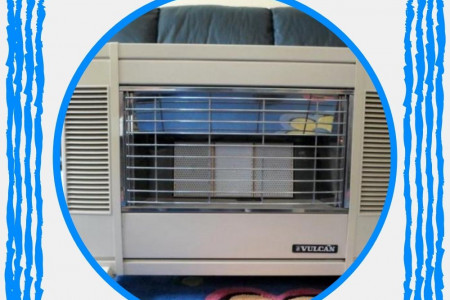 How To Clean Vulcan Gas Wall Heater? Infographic