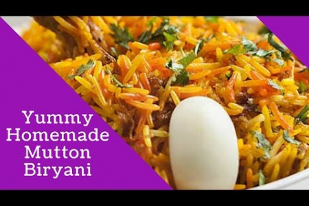 How To Cook Mutton Biryani  In Pressure Cooker : Infographic