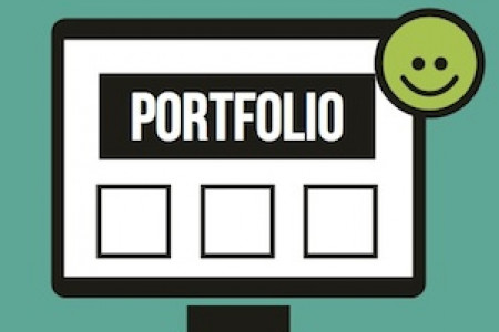 How to Create a Great Design Portfolio Infographic