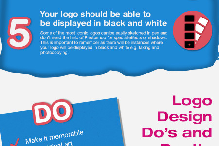 How to Create a Killer Logo - Infographic Infographic
