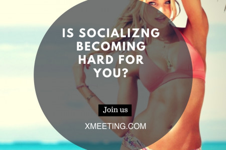 How to Create on XMeeting.com (REVIEW) Infographic