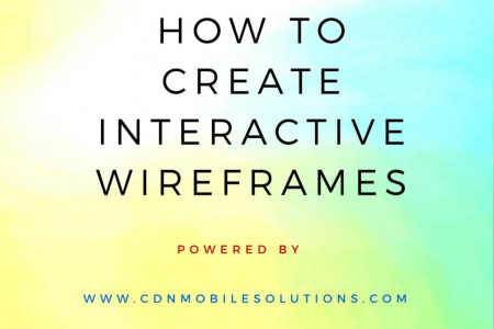 How to Create Productive Wireframes?  Infographic