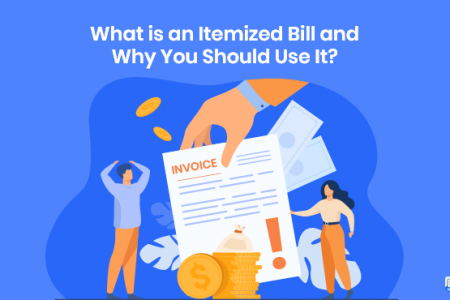 How to Define Itemized Invoice Infographic