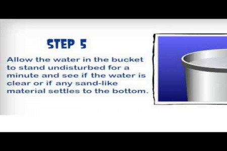 How to Flush a Water Heater  Infographic