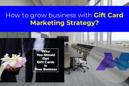 How to grow your business with Gift card marketing strategy? Infographic
