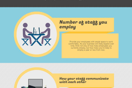 How To Have The Perfect Office Layout Infographic