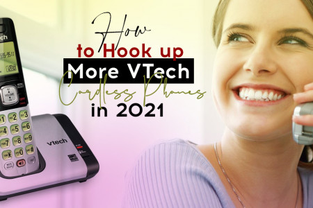 How to Hook up More VTech Cordless Phones in 2021 Infographic
