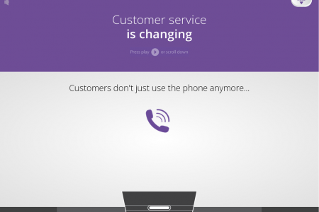 How to Improve Customer Service Infographic