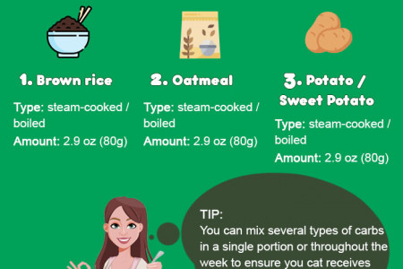 How to make cat food Infographic