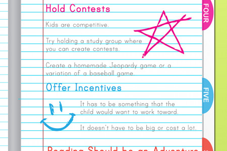 How To Make Homework Fun for Kids Infographic