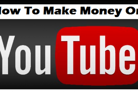 How to Make Money on YouTube Infographic