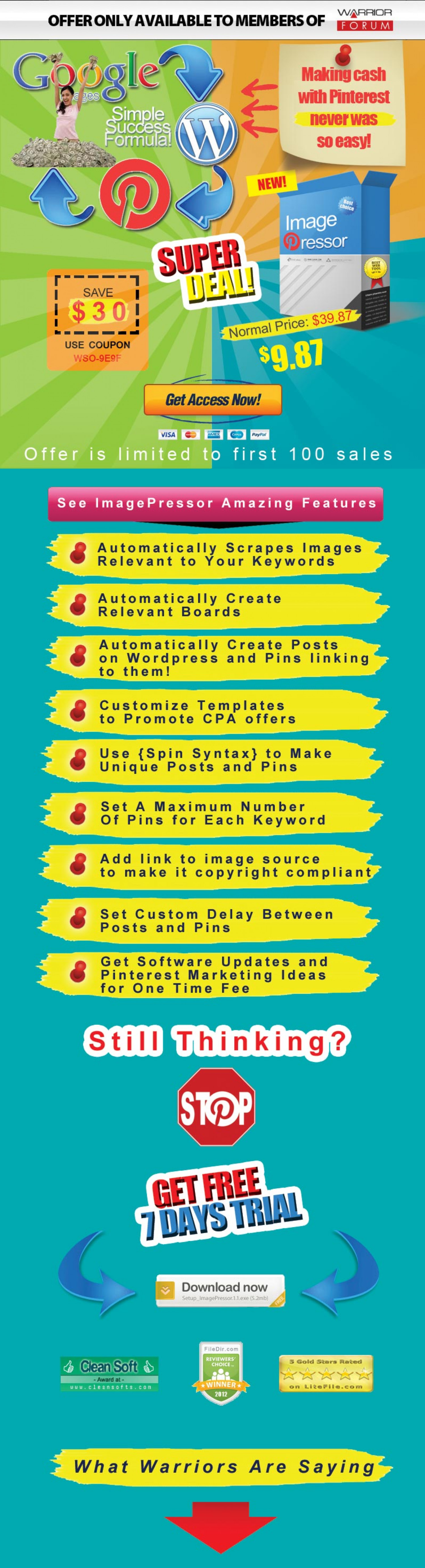 How to Make Money with Pinterest Infographic