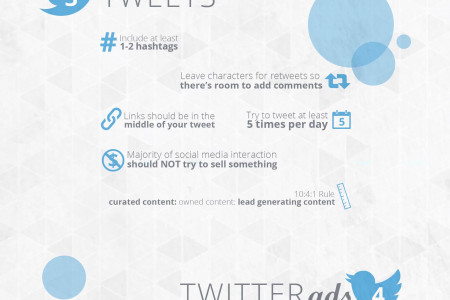 How to Make the Most of Your Twitter Profile Infographic