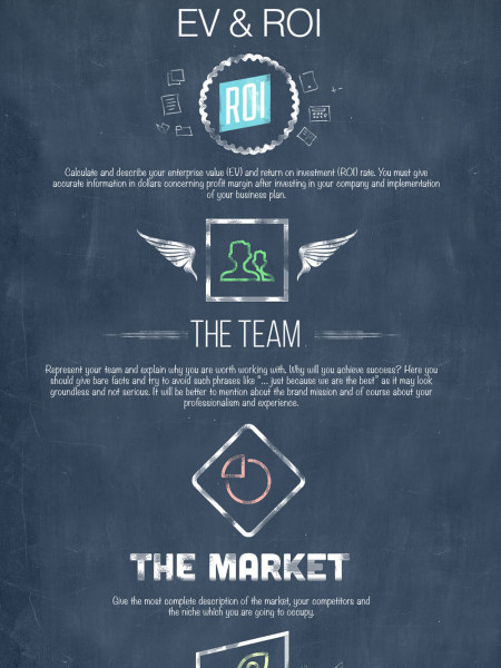 How to Make Your Startup Presentation Effective? Infographic