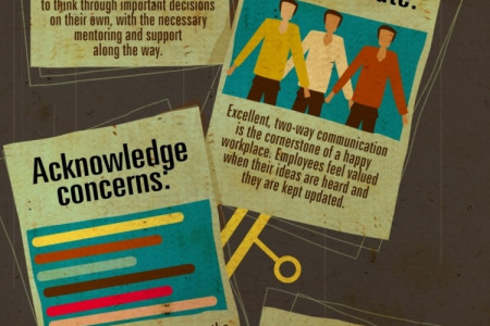How to make your workplace enjoyable Infographic