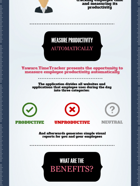 How to Measure Employee Productivity? Infographic