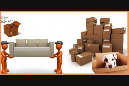 How To Move Your Stuffs Effectively To An International Corner | With Cheap Rates Infographic
