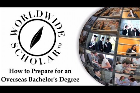 How to Prepare for an Overseas Bachelor's Degree  Infographic