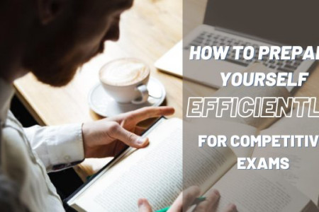 How To Prepare For Competitive Exams Like CAT in COVID-19 Pandemic? Learn The Efficient Way! Infographic