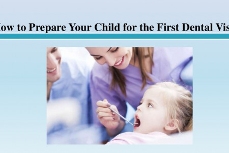 How to Prepare Your Child for the First Dental Visit   Infographic