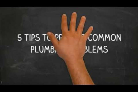 How to Prevent Common Plumbing Problems Infographic