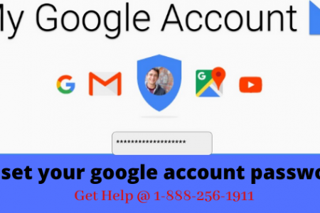 How to reset Google Account Password | Google Account Recovery 8882561911 Infographic