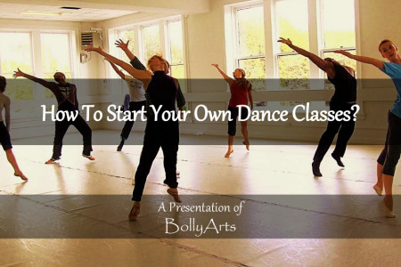 How To Start Your Own Dance Classes Infographic