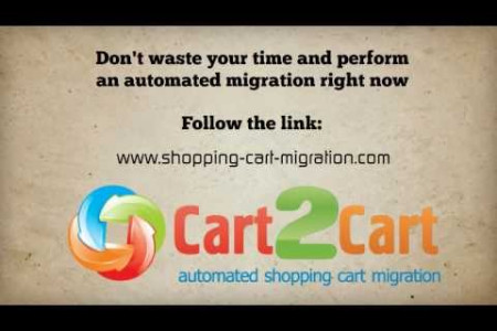 How to Switch from CS-Cart to Magento with Cart2Cart Infographic
