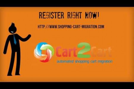 How to Switch from Magento to OpenCart with Cart2Cart Infographic