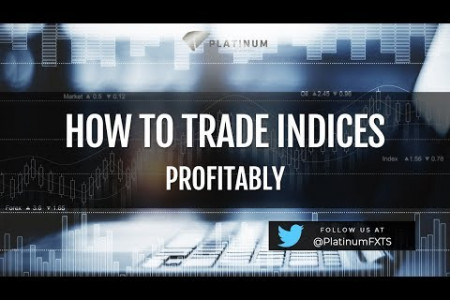 How to Trade Indices Profitably! Infographic