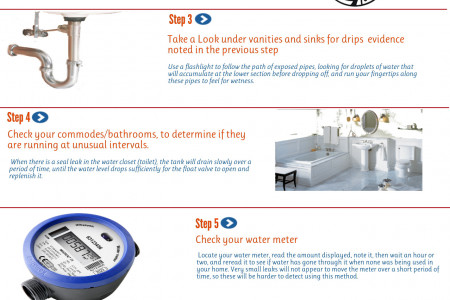 How To Troubleshoot Plumbing Problems Infographic
