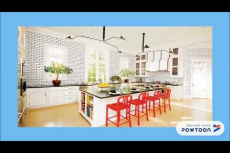 How to Update your Kitchen Without Hurting your Budget Infographic