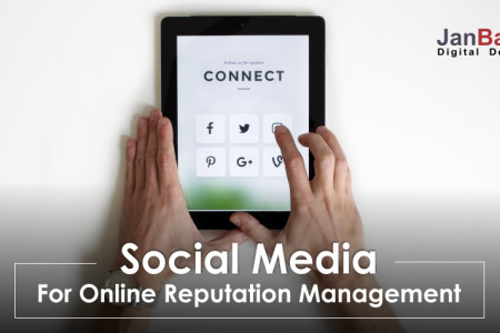 How To Use Social Media For Online Reputation Management Infographic