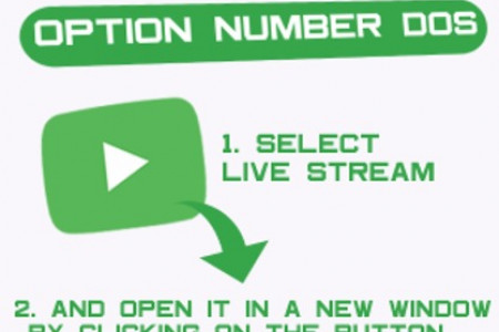 How to watch Unibet on fullscreen! Infographic